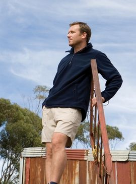 Regatta Thor Overhead Fleece
